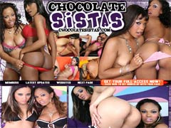 Whether You Like Em Dark Or Milk Chocolatey, These Sexy Sistas Are All Full Of Flavor And Rich In Beauty. Chocolate Sistas Features All Shades Of Deliciousness. Discover The Black Magic Of The Web`s Hottest And Horniest Dark Beauties As They Lick, Kiss, Toy And Finger Their Way Into Your Hearts.