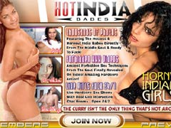Hot India Babes Featuring The Hottest & Horniest India Babes Direstly From The Middle East & Ready To Fuck! Ancient Forbidden Sex Techniques From The East Finally Revealed On Video! Amazing Hardcore Action!
