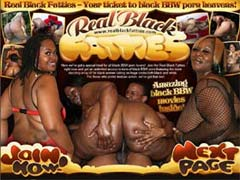 Not Only Are The Black BBWs Here At Real Black Fatties Some Of The Sexiest Thick Bitches Around, And Not Only Do They Fuck As Well As Any Other Babes You`ve Seen In Porn, But You Get To See Them Shake Their Big Bootys And Wrap Their Big, Bouncy Tits Around Meaty Cocks In High Quality Videos And High Resolution Pictures! It`s The Best Way To Enjoy The Finest Ebony Babes Sucking And Fucking.